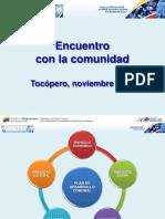 Presentacion Comunidades de Tocopero1