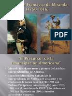 0) Francisco Miranda