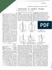A Practical Approach to Rudder Design[1]