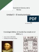 HSCT 2013 Unidad 3 Evolucionismo Onna