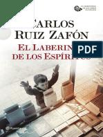 34229 El Laberinto de Los Espiritus