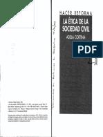 Etica de la Sociedad Civil - Cortina