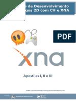 Apostila de XNA