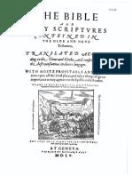 Geneva Bible1560
