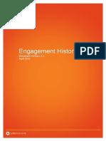 Engagement History API v2.3