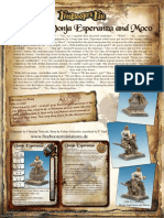 Freebooters Fate LIM 012 Donja Esperanza & Moco Rules English Version (11666364)