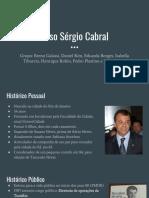 Trabalho Corrupção - Sergio Cabral