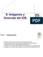 Imágenes y Licencias Del IOS