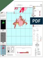 Mapa Geológico Folha Angra Dos Reis SF.23-Z-C-II CPRM