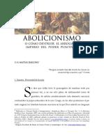 Bailone, Matías.- Abolicionismo penal.pdf