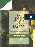 Morel, Geneviève - La Ley de la Madre (2012).pdf