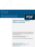 IRS Valuation Training Coursebook
