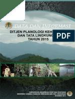 Data Dirjen Planologi  Kehutanan 2015