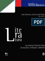 La Teoría Literaria Hoy -Amicola, Diego (Digitalizado)
