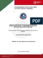 Aguila Laly Analisis Procesos Empresa Consultora