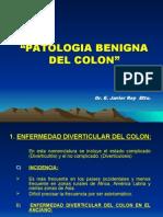 17 PATOLOGIA BENIGNA DEL COLON