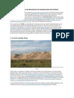 Los 7 Proyectos de Reforestación Más Espectaculares de La Historia