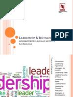 Leadership Sherif