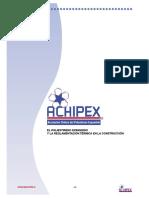 Manual Achipex Construccion