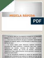 MEZCLA RÁPIDA
