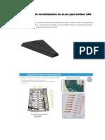 Fabricacion de Revestimientos de Acero Para Molinos SAG Parrilla