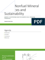 Global Nonfuel Mineral Resources and Sustainability