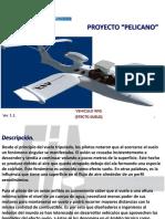 Proyecto Pelicano EKRANOPLANO,