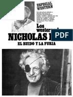 Los Westerns de Nicholas Ray
