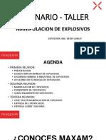 Seminario - Taller Expo1