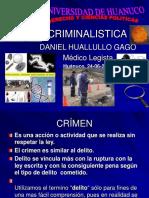 CRIMINALISTICA 2014