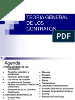 teoría general de los contratos