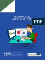 Brochure Informativo - Área Big Data