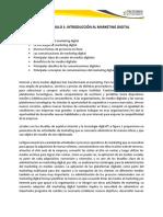 Modulo 1 Introducion Al Marketing Digital