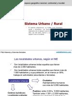 Urbano Rural Territrotio