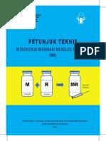 Cover Juknis MR Rev 9 MARET