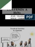 4.- Infeccion Por Ah1n1 Experiencia en El Hospital Almenara