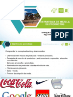 6. Productos - Estrategia de Mezcla de Productos (1)
