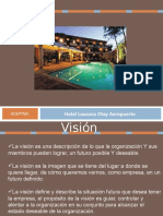 VISION MISION HOTEL LAUSANA.pptx