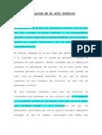Simulación en El Acto Jurídico (1)