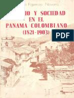 Dominio y sociedad en el Panamá Colombiano