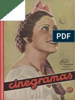 Cinegramas (Madrid) a1n5, 14-10-1934