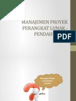MANAJEMEN PROYEK PERANGKAT LUNAK - PENDAHULUAN.pptx