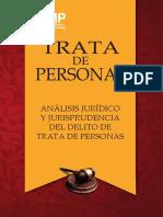 Libro MIMP La Trata de Personas by RGH