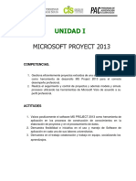 tema-1 Microsoft Project