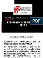 Ses.iii - IV .UTP Leg Tributaria.