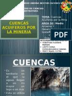 CUENCAS-ACUIFERAS