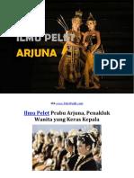 Ilmu Pelet Prabu Arjuna, Pelet Dahsyat Jawa Kuno