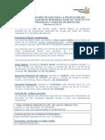 Politicas Generales Aceptacion de Transporte Aerocord y Datos Para Trans...