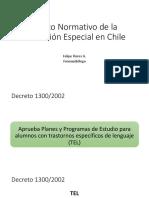 Decretos Que Rigen La Educacion Especial en Chile (1)