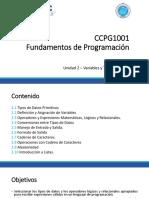 FP U02 Clase03